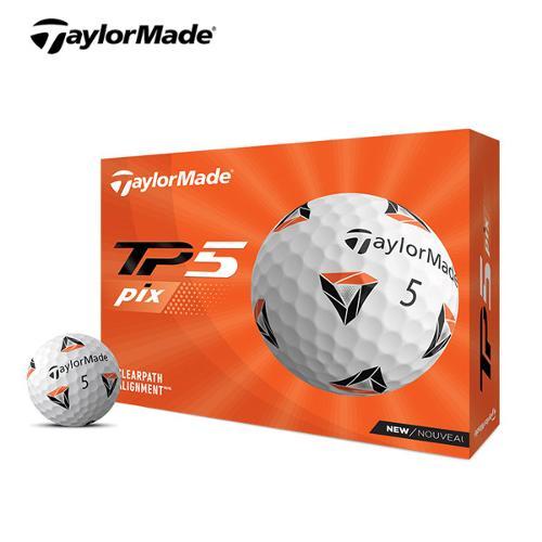 2021 테일러메이드 TP5 픽스 2.0 골프공