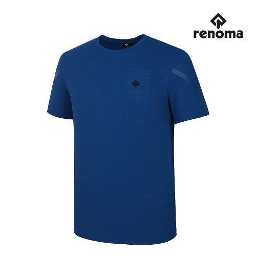 [레노마골프]남성 웰딩 반팔 티셔츠 RMTRJ2193-918_G