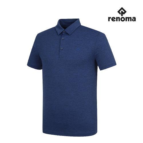 [레노마골프]남성 화섬 카라 반팔 티셔츠 RMTYJ2192-930_G