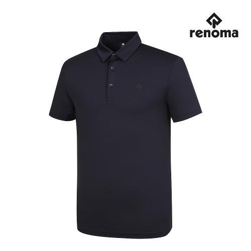 [레노마골프]남성 화섬 카라 반팔 티셔츠 RMTYJ2192-925_G