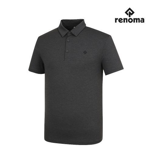 [레노마골프]남성 화섬 카라 반팔 티셔츠 RMTYJ2192-192_G