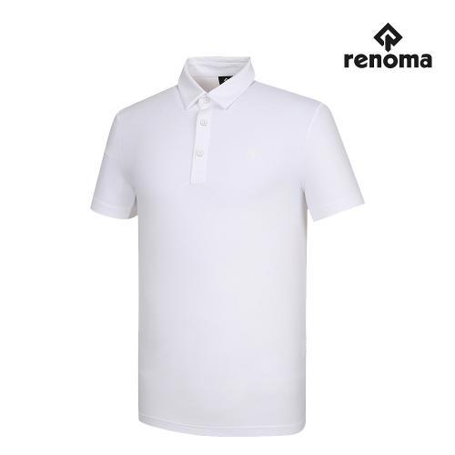 [레노마골프]남성 화섬 카라 반팔 티셔츠 RMTYJ2192-100_G