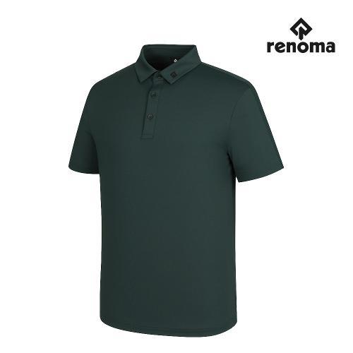 [레노마골프]남성 카라 로고 반팔 티셔츠 RMTYJ2103-819_G