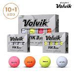 [골프선물세트 10+1][볼빅정품] 21년 VIK3 plus 빅3 플러스 프리미엄 골프공 3피스