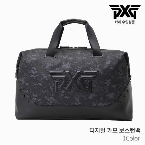 ◆13주년 행사상품◆ [카네 정품] PXG 디지털 카모 보스턴백 옷가방 2021년