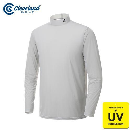 [클리브랜드골프] UV차단 냉감 넥라인 로고포인트 남성 언더레이어/골프이너웨어/골프웨어_CGKMIT1035