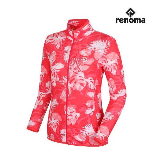 [레노마골프]여성 패턴 집업 티셔츠 RWTCH6135-304_G