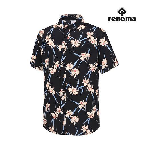 [레노마골프]남성 패턴 반팔 셔츠 RMBSG2604-199_G