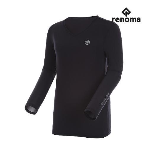 [레노마골프]남성 브이넥 이너웨어 티셔츠 RMTRG2138-199_G
