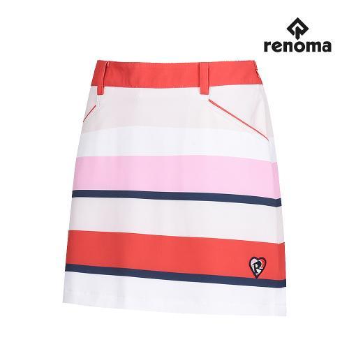 [레노마골프]여성 컬러 블록 배색 큐롯 RWPCG6525-500_G