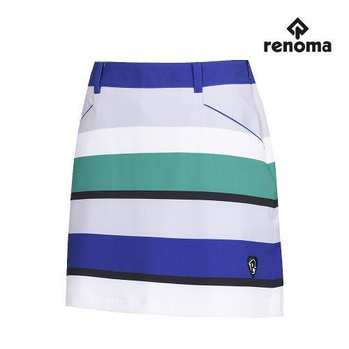 [레노마골프]여성 컬러 블록 배색 큐롯 RWPCG6525-110_G
