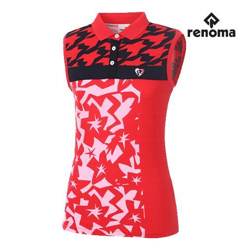 [레노마골프]여성 캐주얼 민소매 티셔츠 RWTSG6116-500_G