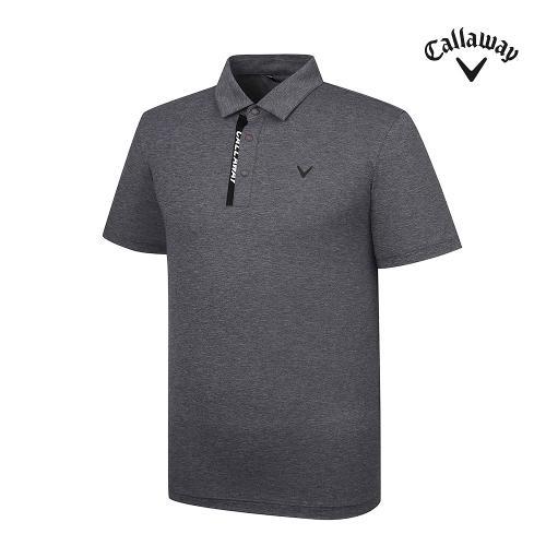 [캘러웨이]기획 남성 로고 포인트 반팔 티셔츠 CMTYJ2441-193_G