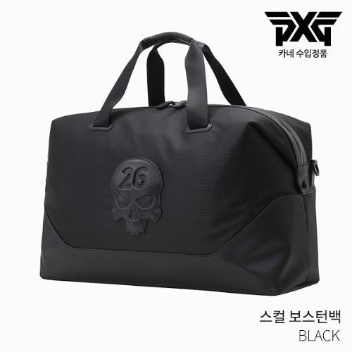 [카네 정품] PXG SKULL 스컬 보스턴백 옷가방 2021년