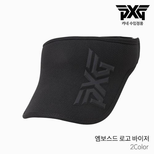 [카네 정품] PXG EMBOSSED LOGO 엠보스드 로고 바이저 골프모자 2021년