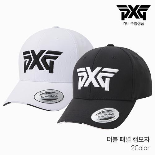 [카네 정품] PXG DOUBLE PANEL CAP 더블 패널 캡 골프모자 2021년