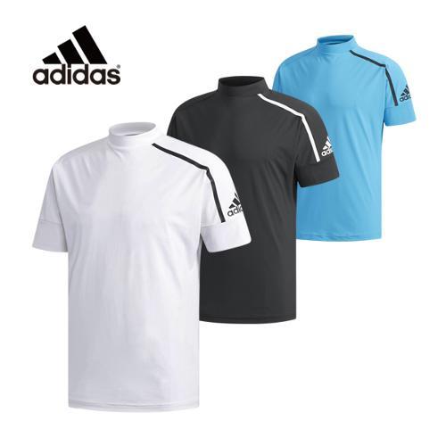 아디다스 SS 모크넥 티셔츠 DW5762 DW5763 DW5764