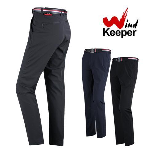윈드키퍼 남성 여름 고기능 골프바지 WKP1M513