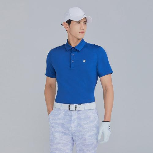 [레노마골프]21SS 남성 베이직 카라 반팔 티셔츠 RMTYK2155-906_G