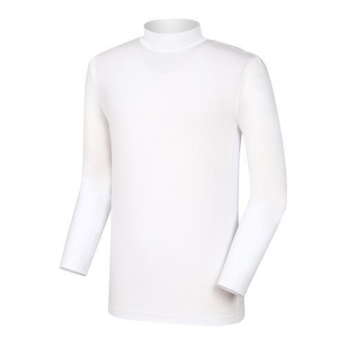 [레노마골프]21SS 남성 베이스레이어 하이넥 티셔츠 RMTHK2101-101_G