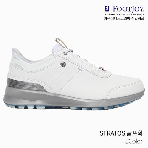 풋조이 STRATOS 스트라토스 여성 골프화 2021년