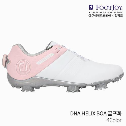 풋조이 DNA HELIX BOA 헬릭스 보아 여성 골프화 2021년