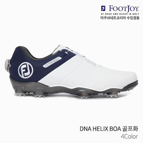 풋조이 DNA HELIX BOA 헬릭스 보아 남성 골프화 2021년