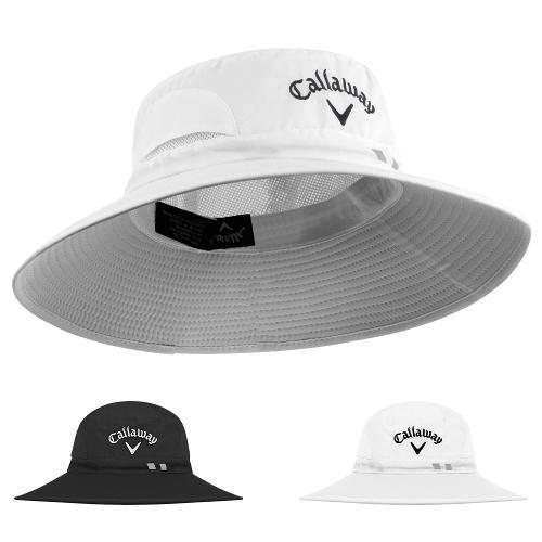 2021신상 캘러웨이 GOLF SUN HAT 골프모자 2종택1