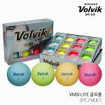 볼빅 VIVID LITE 비비드 라이트 골프공 골프볼 3피스 2021년