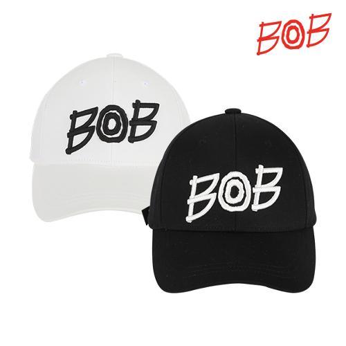 BOB 남여공용 볼캡 모자 - GBD3CP010