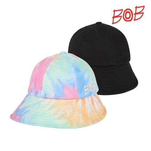 BOB 여성 프린트 골프 모자/버킷햇 - GBD2CP510