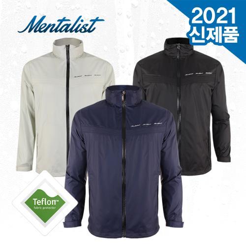 [2021년신제품]멘탈리스트 테프론코팅 내수압3000m/m이상 멀티 익스트림 바람막이 겸용 비옷 자켓(상의)