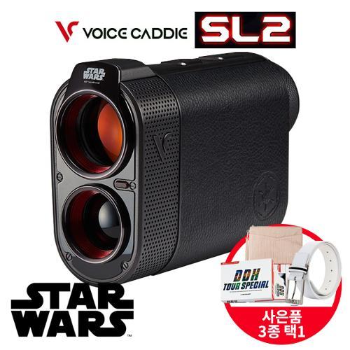 [21년신상/한정판]보이스캐디 SL2 스타워즈 다스베이더 에디션 GPS/레이저 거리측정기+3종사은품-택1