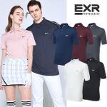 [EXR] 남여 베이직에디션 카라 티셔츠 9종 中 택1