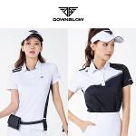 다운블로우 여성 기능성 골프 반팔티셔츠 5종 택1