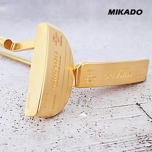 미카도 JM303 골드 수제 단조 퍼터