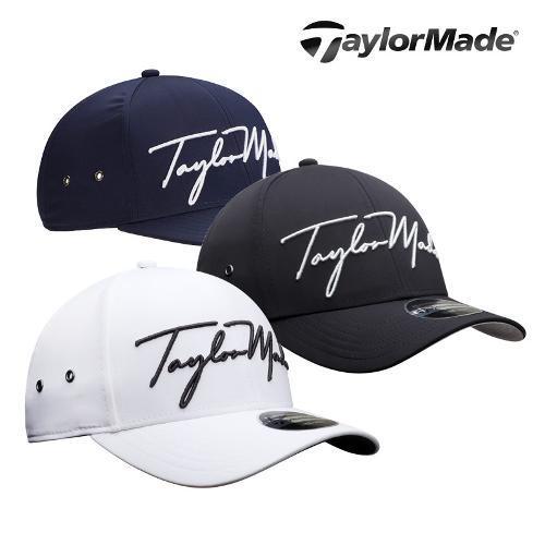 테일러메이드 LS 시그니처 플랫빌 스냅백 모자