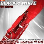 [블랙앤화이트] BLACK & WHITE ZGKMC2 하프백 (여성)[레드]