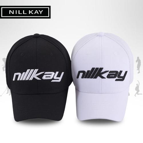 [닐케이] NLA1EB-5102 닐케이로고 메쉬캡 모자