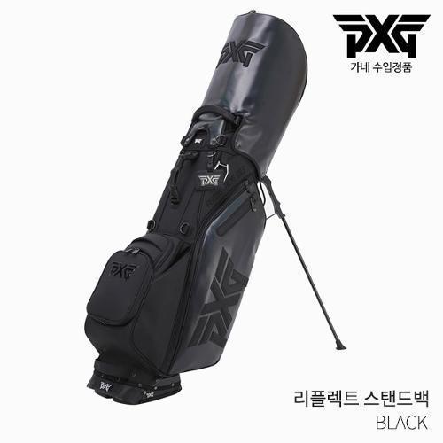 [카네 정품] PXG REFLECTIVE 리플렉트 스탠드백 골프백 2021년