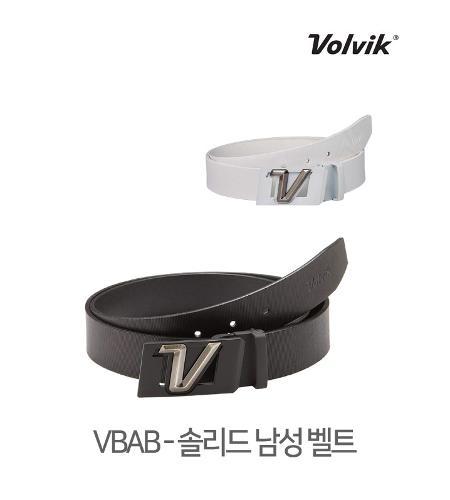 볼빅 정품 21 VBAB 솔리드 남성 벨트