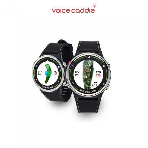 [한정특가][브이씨 공식판매처] 보이스캐디 A1 시계형 블루투스 골프 거리측정기