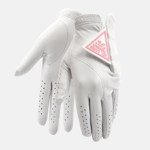 테크스킨 스파이가이딩 여성용 양손 양피 장갑