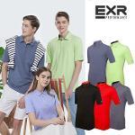 EXR 2021 SUMMER 남여 에어쿨 카라티셔츠 5종 패키지