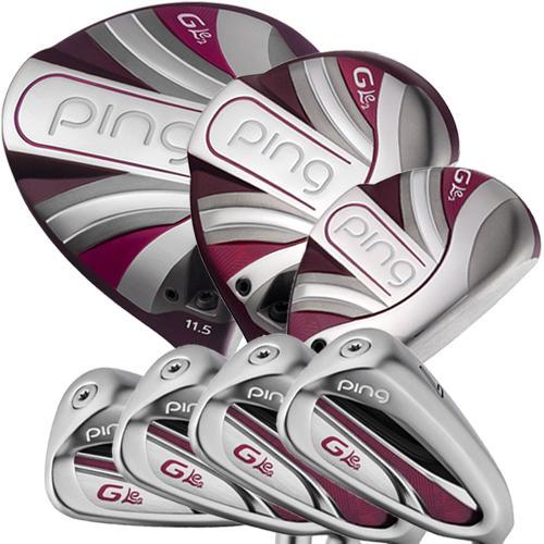 핑 지엘이2 GLE2 풀세트 8개(Dr+7I)+골프백SET_여성