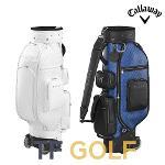 캘러웨이 2021년 필리 컬렉션 바퀴형 캐디백 골프가방