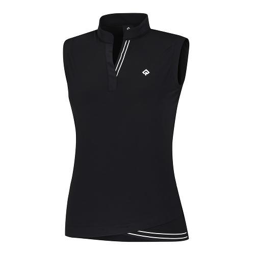 [레노마골프]21SS 여성 V넥 변형넥 민소매 티셔츠 RWTSK6117-199_G
