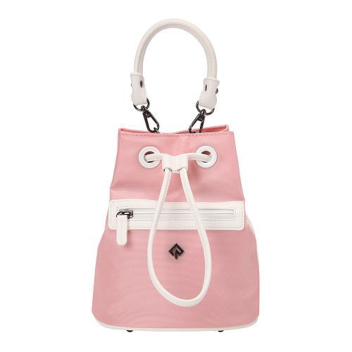 [레노마골프]21SS 여성 배색 포인트 버킷백 가방 RWABK6823-411_G