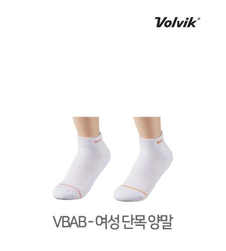 볼빅 정품 21 VBAB 여성 단목 양말