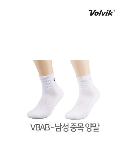 볼빅 정품 21 VBAB 남성 중목 양말
